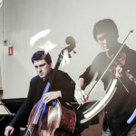 Первый мини-фестиваль Viola Is My Life в Культурном центре ДОМ. Фото - Светлана Селезнёва