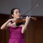 Корейская скрипачка удивила зрителей конкурса Чайковского