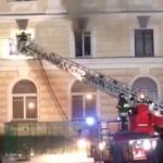 Причиной пожара в Московской консерватории могла стать непотушенная сигарета