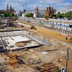 Строительство филармонии в «Зарядье» обойдется в 5,4 млрд