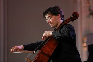Тристан Корну. Фото - tchaikovskycompetition.com