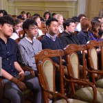 20 июня в Малом зале Московской консерватории объявлены результаты прослушиваний I тура по специальности «Скрипка»
