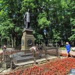 В Смоленске отметили день рождения Михаила Ивановича Глинки. Фото - Григорий Калачьян