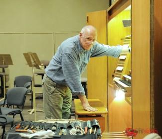 В Ярославской филармонии приступили к капитальному ремонту органа