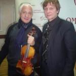 """Алан Карбонар: """"Скрипка – женщина, Москва – женщина"""""""