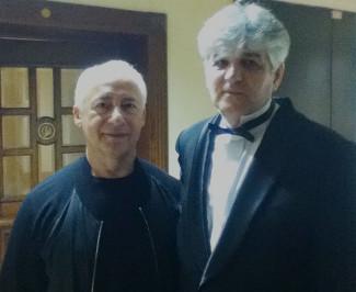 Владимир Спиваков и Сергей Ройз