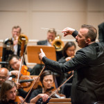 Янник Незе-Сеген. Фото © Jan Regan/The Philadelphia Orchestra