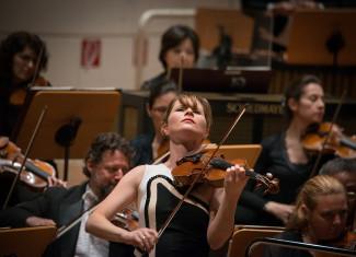 Лиза Батиашвили Фото © Jan Regan/The Philadelphia Orchestra