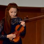 На конкурсе имени Чайковского скрипачи завершили первый этап II тура
