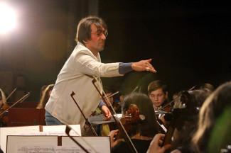 Юношеский оркестр под руководством Юрия Башмета даст концерт в Сочи