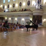 17 июня в Большом зале Московской консерватории прошел второй день прослушиваний I тура по специальности «Фортепиано»