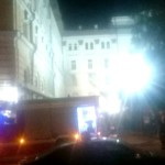 Пожар в Московской консерватории. Фото - Gazeta.Ru