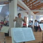 В Дагестанском центре современного искусства прошел концерт камерного оркестра Даггосфилармонии