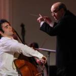 У виолончелистов завершились конкурсные прослушивания первого дня второго этапа второго тура