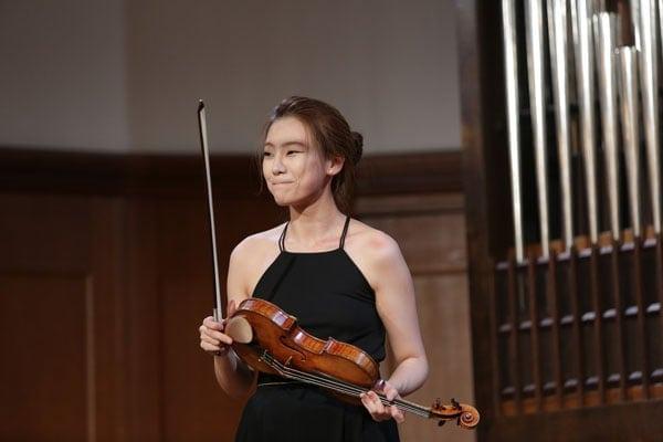 Клара-Джуми Чан. Фото - tchaikovskycompetition.com