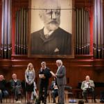 Жюри пианистов Конкурса им. Чайковского объявляет результаты I тура. Фото: www.tchaikovskycompetition.com