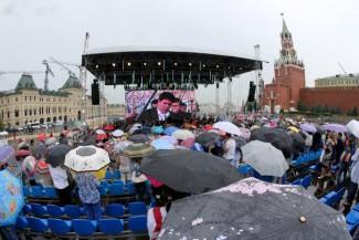 Денис Мацуев выступил на открытии книжного фестиваля. Фото - Виктор Васенин, Аркадий Колыбалов