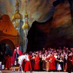 К 175-летию со дня рождения Петра Ильича Чайковского в Мариинском театре показали «Мазепу»