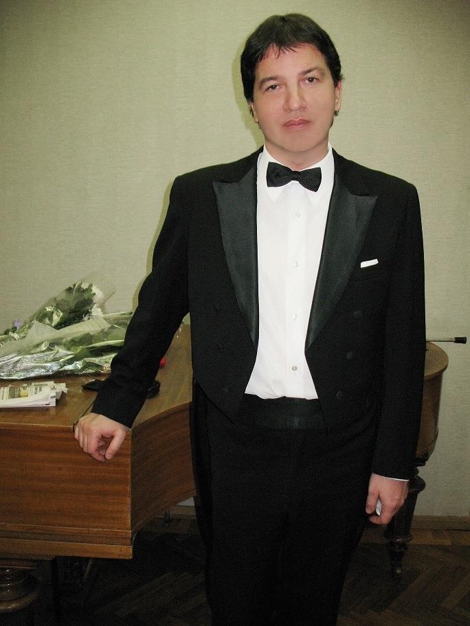 Михаил Рыба