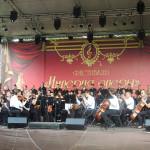 """Оркестр театра """"Новая оперы"""" на фестивале """"Империя оперы"""" в Измайлово"""
