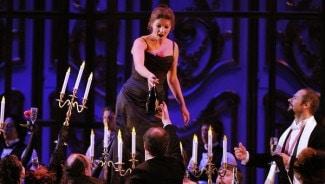 Гала-концерт звезд российской оперы прошел в аргентинской Мендосе. Фото - Владимир Федоренко