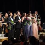 Платоновский фестиваль закрылся оперными хитами под цветомузыку