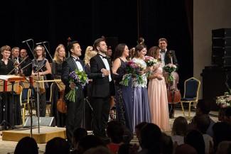 Платоновский фестиваль закрылся оперными хитами. Фото - Андрей Парфенов