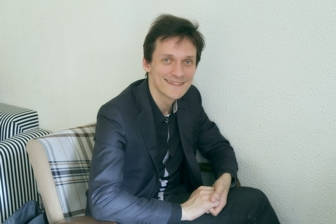 Сергей Полтавский. Фото - Ирина Шымчак