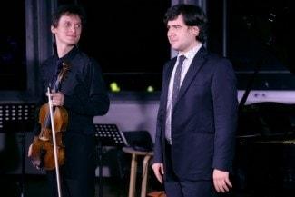 Сергей Полтавский и Вадим Холоденко