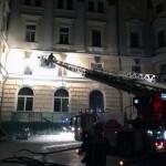 Пожар в Московской консерватории. Фото: Людмила Филоненко