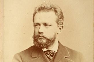 П. И. Чайковский, 1874 год. Фото из Фонда Дома-музея Чайковского в Клину.