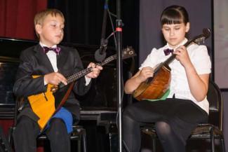В Тобольске работает Детская филармония
