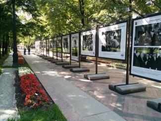 На Никитском бульваре открывается выставка Международного конкурса им. П. И. Чайковского