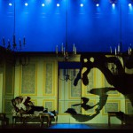 «Волшебная флейта» в Музыкальном театре Карелии. Фото - Яков Симанов