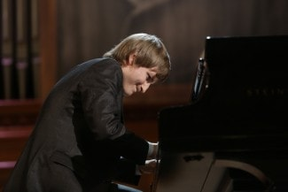 Дмитрий Маслеев. Фото - tchaikovskycompetition.com