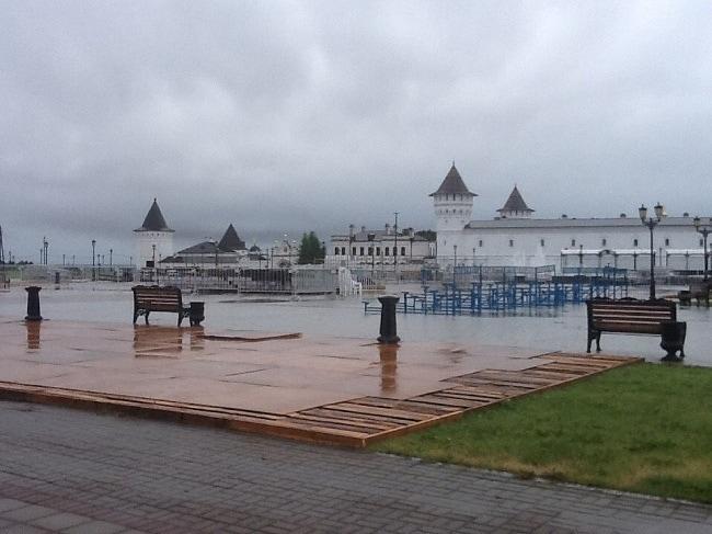 Фестиваль «Лето в Тобольском кремле» пройдет на Красной площади