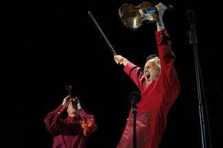 Финальный концерт «Средневековье встречается с джазом». Фото - Оксана Ситинская
