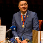 Ариунбаатар Ганбаатар – заслуженный сын Монголии и Бурятии