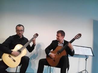 Гитарный дуэт - Даниэль Церович и Горан Кривокапич