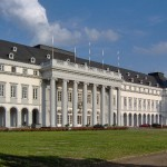 XXIII международная Академия гитары в Кобленце прошла во Дворце курфюрстов