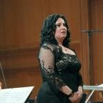 Знаменитая оперная певица вернулась на родину