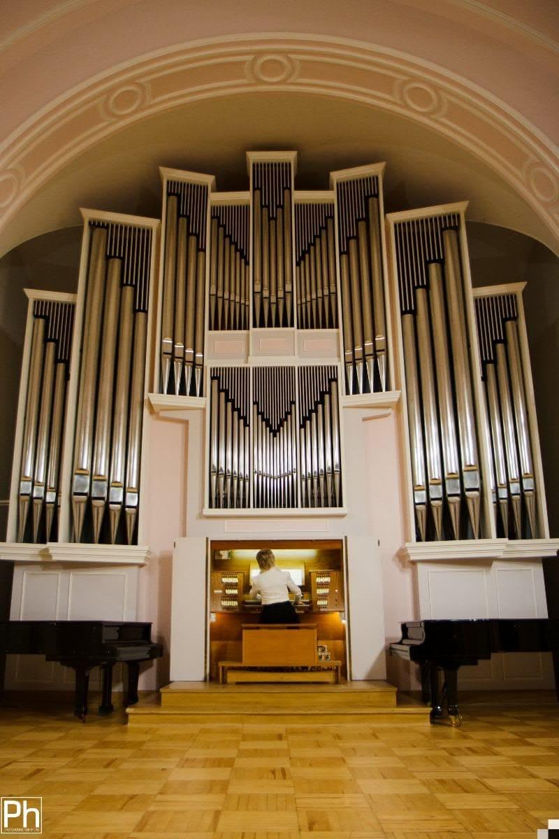 Ночной концерт из музыки Чайковского сыграют в органном зале