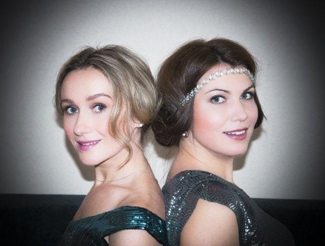Ольга Годунова и Екатерина Лёхина