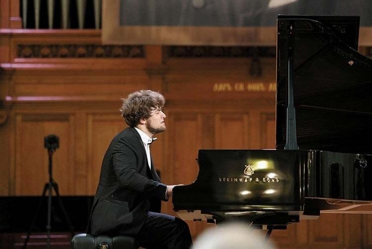 Пианист Лукас Генюшас – один из фаворитов нынешнего конкурса им. Чайковского. Фото - tchaikovskycompetition.com
