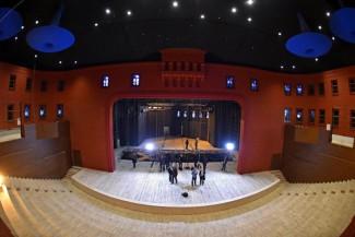 Реконструкция «Геликон-оперы» практически завершена