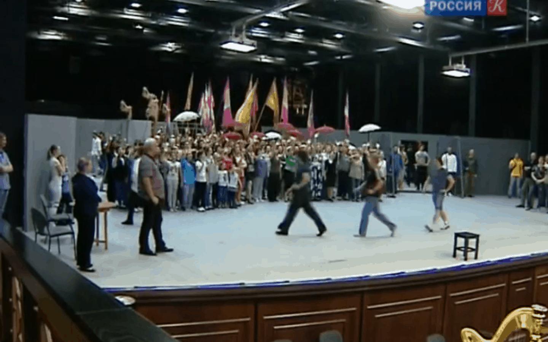 Под занавес сезона Большой театр представляет премьеру