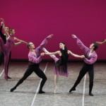 Балетной премьерой фестиваля в Самаре, посвященного 175-летию со дня рождения Чайковского, стала его «Серенада»