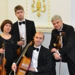 Струнный квартет Свердловской филармонии выступит в Армении
