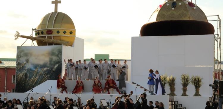 В Петербурге открылся международный фестиваль «Опера — всем»