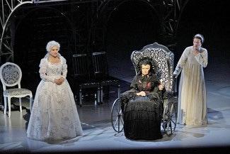 В Самаре состоялась премьера оперы «Пиковая дама»